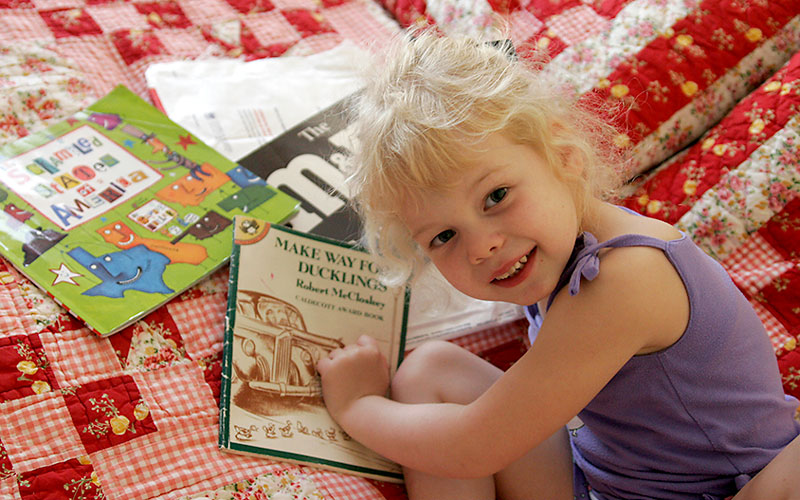 How to Homeschool Preschool and Love It Books