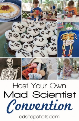 Host Your Own Mad Scientist Convention