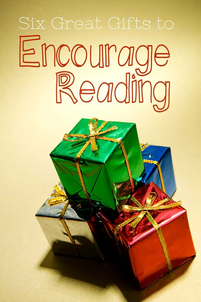 Gifts for Kids to Encourage Reading