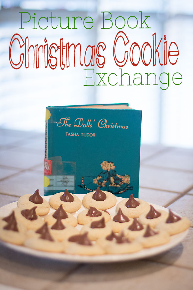 Host a Christmas Picture Book Cookie Exchange