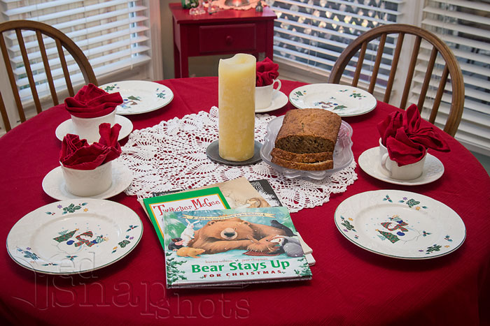 Easy Tips for Poetry Tea Parties Tablescape