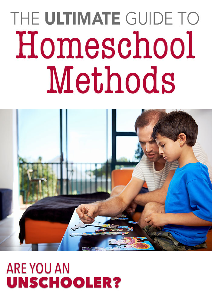 Unschooling: The Ultimate Guide to Homeschooling Methods
