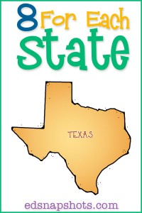 US Geography Texas
