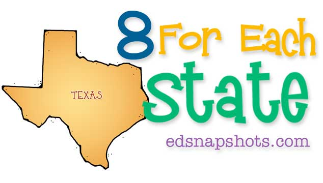 US Geography Texas Feature