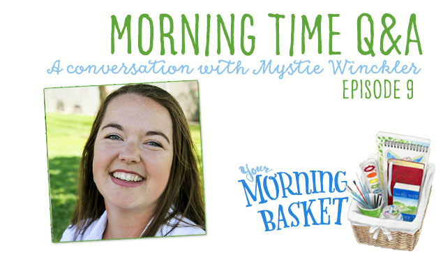 Morning Time Q&A with Mystie Winckler Feature