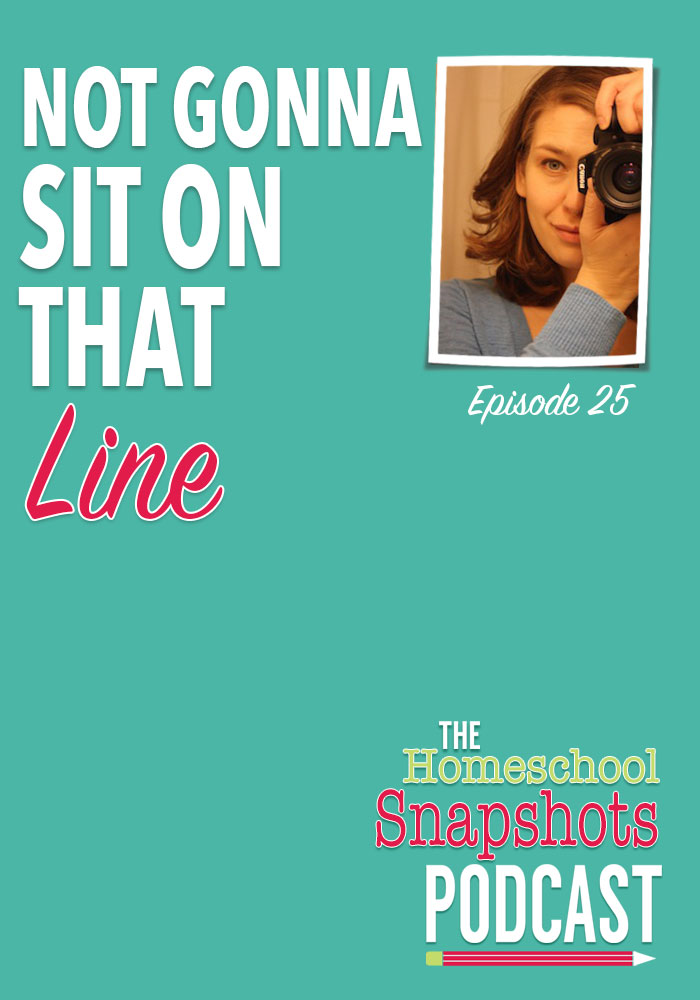 HSP 25 Kara Anderson: Not Gonna Sit on that Line
