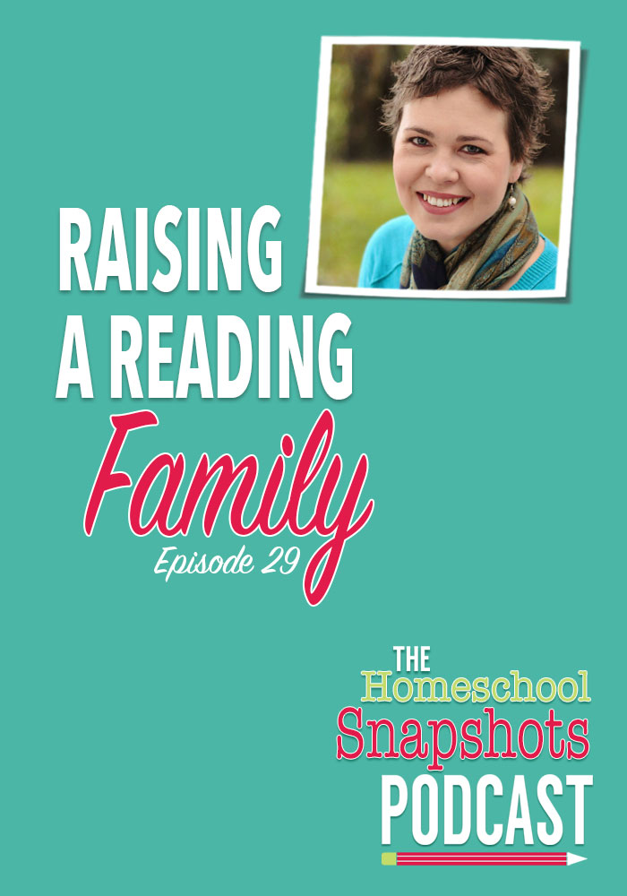 HSP 029 Heidi Scoval: Raising a Reading Family