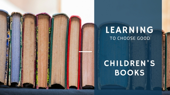Learning to choose good children's books