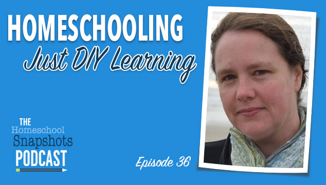 HSP 36 Kortney Garrison: Homeschooling – Just DIY Learning