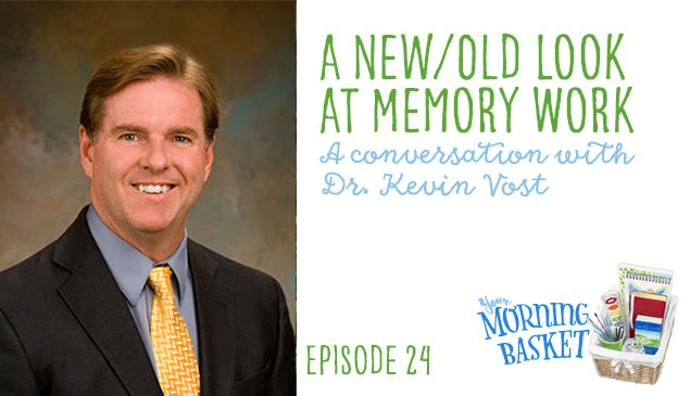 YMB #24 A New/Old Look at Memory Work with Kevin Vost