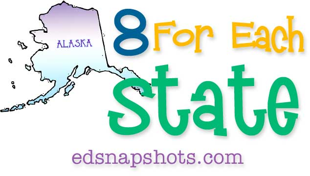 Eight for Each State – Alaska