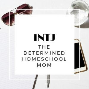 INTJ Type Homeschool Mom The Best Homeschool Planner for Your Personality Type Pam Barnhill Homeschool Solutions