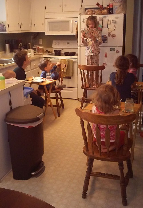 Poetry Tea Time with All Ages Hosting