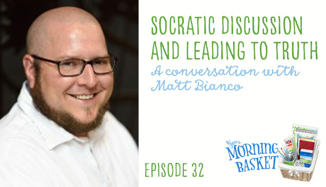 YMB #25 Socratic Discussion and Leading to Truth with Matt Bianco
