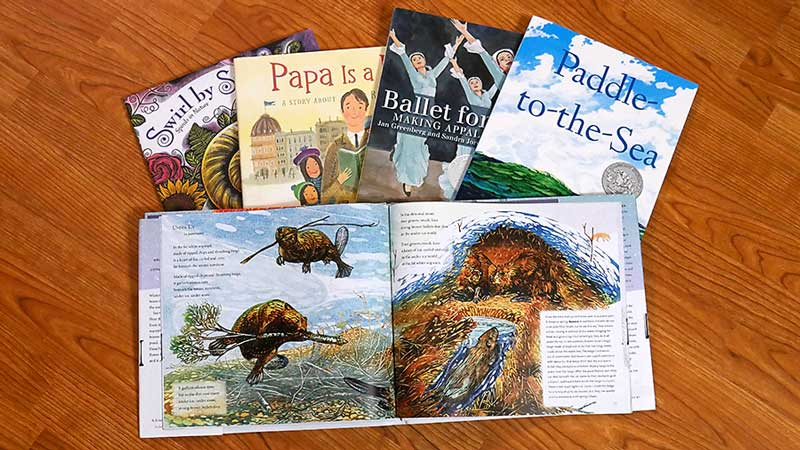 Picture Books Aren't Just for Preschoolers