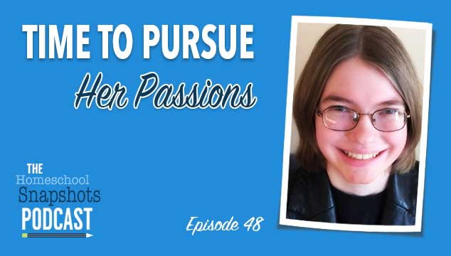 HSP 048 Aria Maher: Time to Pursue Her Passions