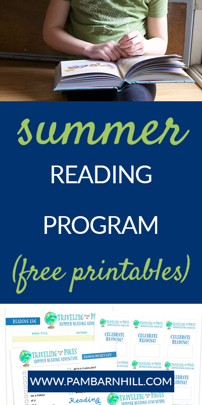 Summer Reading Program Pam Barnhill Homeschool Solutions
