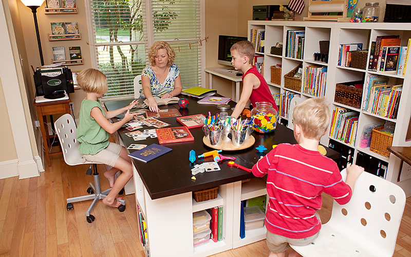 How to Have a Successful Morning Time Supplies Pam Barnhill Homeschool Solutions