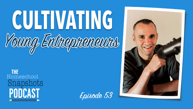 HSP 053 Mark Tilsher: Cultivating Young Entrepreneurs