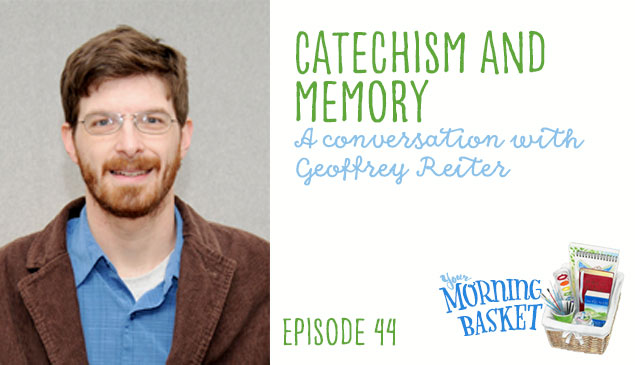 YMB #44 Catechism and Memory: A Conversation with Geoffrey Reiter