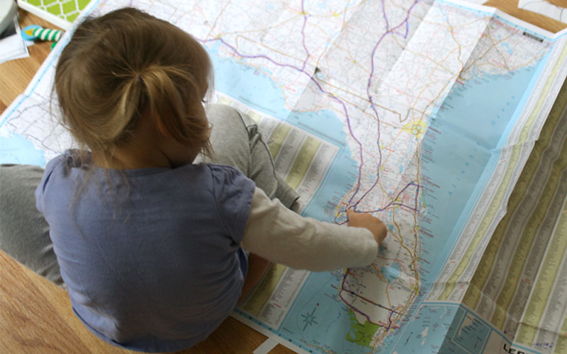 Making Geography Fun for Preschoolers