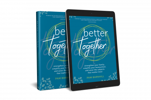 Better Together by Pam Barnhill Cover Mock-ups