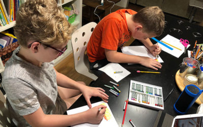 Making a year-round homeschool schedule work for you