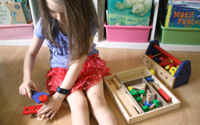 Using Tools with Preschoolers: Tool Time for Tots