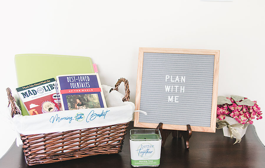 Our Plans and Picks for 2019 | Homeschool Morning Time