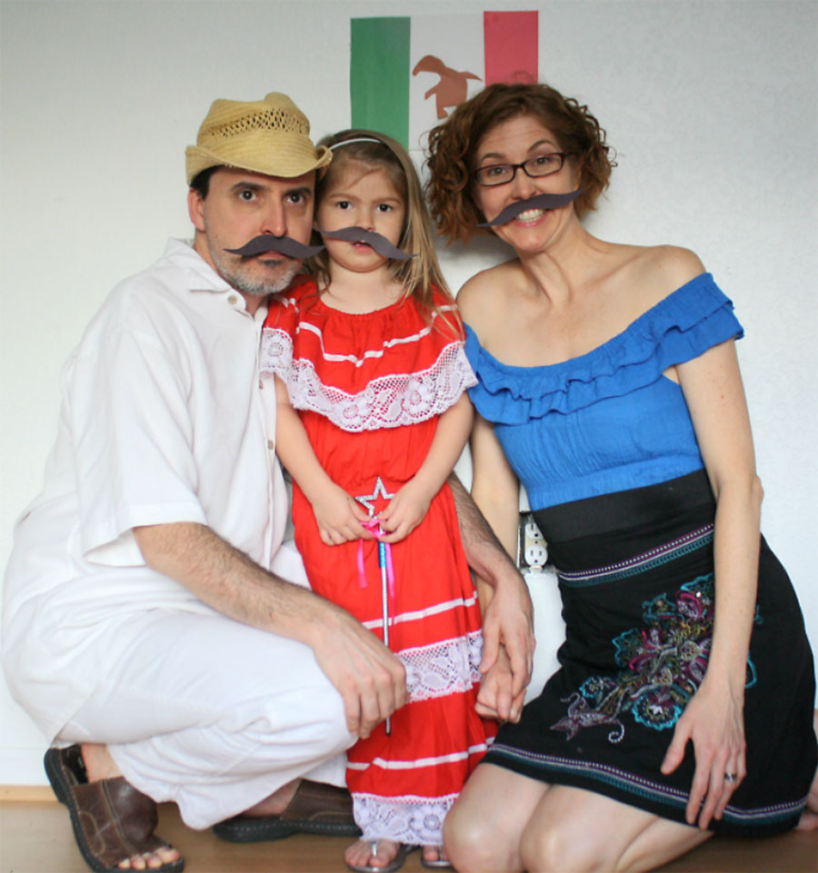 Teaching Young Kids About Cultural Diversity Mexico-Family-Photo