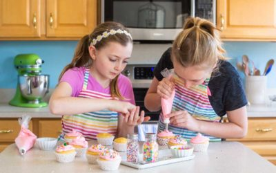 HS 184: The Important Skills Learned from Cooking with Kids with Tiffany Dahle